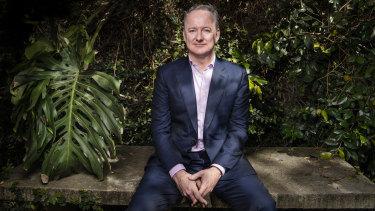 Nine chief executive Hugh Marks.