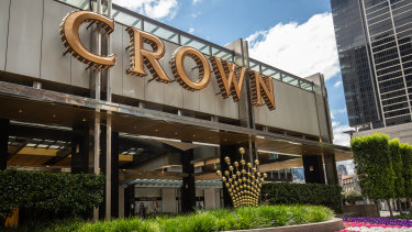 The NSW inquiry found that Crown's Melbourne casino had been infiltrated by money launderers and criminals.