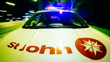 St John claims the devices did not withstand the rigours of the ambulance environment.