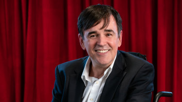 Comedian Tim Ferguson: ''Wokers and jokers share similar imperatives.''