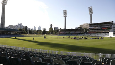 The WACA will be transformed into a multi-sport venue with a capacity of 10,000.