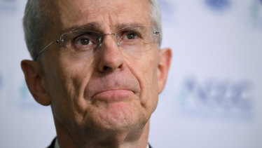 ACCC chairman Rod Sims said Facebook did not notify any public regulator about the deal.