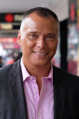 Journalist and broadcaster Stan Grant.