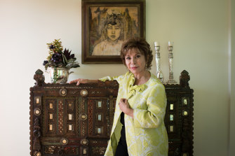 Isabel Allende's non-fiction book, The Soul of a Woman, is out in March.