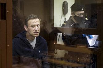 Russian opposition leader Alexei Navalny has begun a hunger strike.