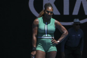 Serena Williams' 2019 Australian Open outfit received mixed reviews.