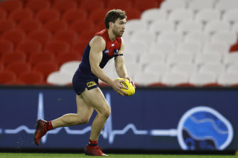 Demons midfielder Jack Viney will miss the next two matches.
