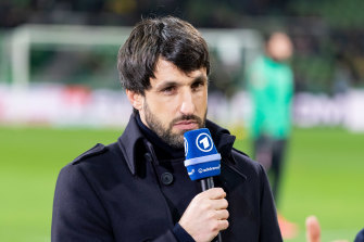 Thomas Broich has carved out a strong career as a broadcaster since retiring from the A-League - and it directly led to a coaching opportunity at a Bundesliga club.