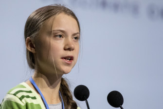 The BBC is working on a new TV series with Swedish environment activist Greta Thunberg.
