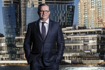 """AMP Australia CEO Scott Hartley says the new adviser model signs a """"new era"""" for financial advice."""