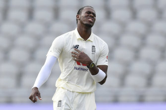 Jofra Archer is bowling too many overs and too few at full pace.
