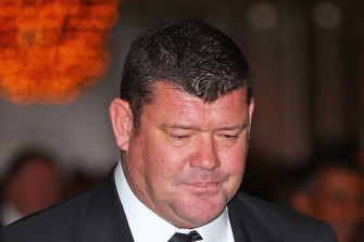 James Packer could be stuck without a Crown exit strategy.
