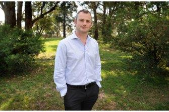 Climate 200 founder Simon Holmes a Court.