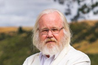 David Dicker, the founder of Dicker Data.