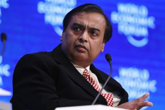 """""""""""We have no option as a society, as a business but to really adopt a sustainable business model."""": Mukesh Ambani's Reliance Industries is chasing a net carbon-zero goal by 2035."""