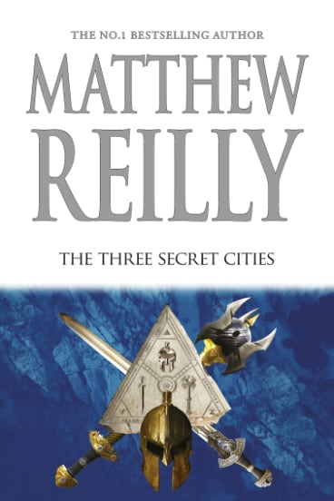 The Three Secret Cities, by Matthew Reilly.  Macmillan Australia. $39.99.