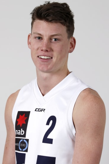 Likely top draft pick Sam Walsh.