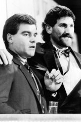 Greg Williams and Robert DiPierdomenico.