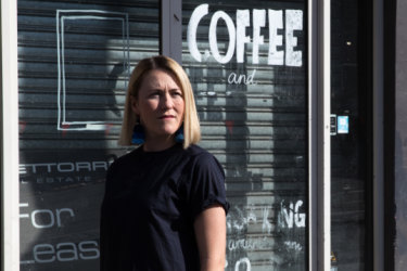 'Huge consequences': Amelia lost more than her business when light rail arrived