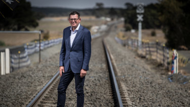 Premier Daniel Andrews has conceded there are tough challenges down the track for his government.