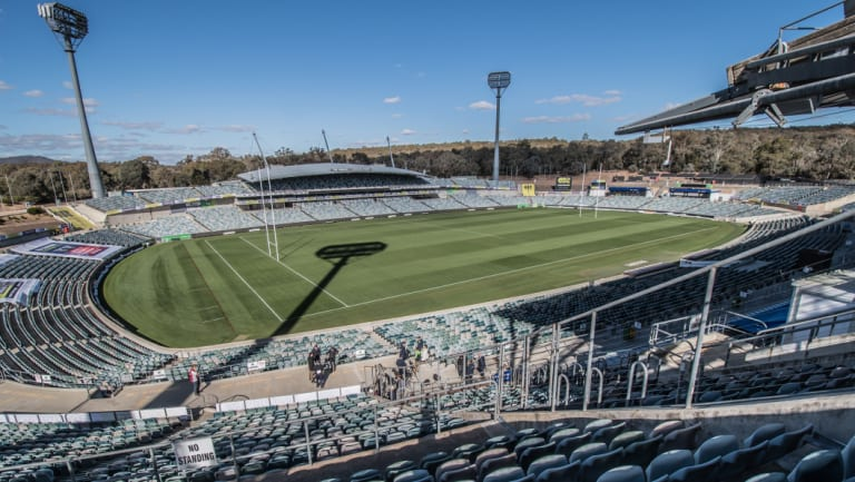 It could cost the Raiders $150,000 to take a home game away from Canberra Stadium next year.