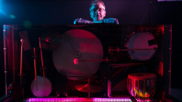 Post-rock musician-turned cognitive scientist Andrew Milne is using music to help Sydney students with maths.
