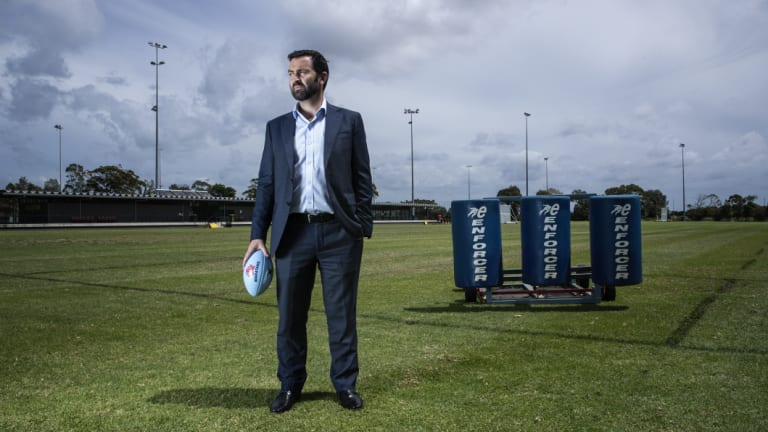 'Not now': NSW Rugby says the state has groundwork to do before western Sydney is ready for a professional team.