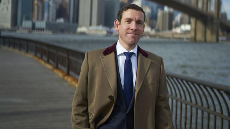 Lex Greensill CBE, chief executive office of Greensill Capital.