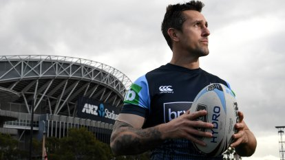 Pearce runs virtual drills for house-bound rugby league fans