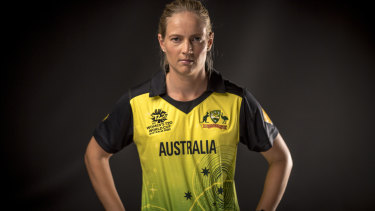 Big moment: Meg Lanning will have a point to prove at the T20 World Cup