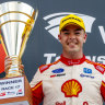 Supercars champ Scott McLaughlin on top again