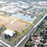 Investors look to snap up $100m in land and warehouse assets