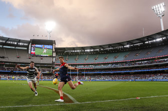 The prospect of private ownership of AFL clubs is looming.