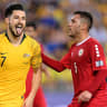 Leckie, Sainsbury back in Socceroos mix for Asian Cup knockouts