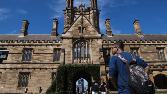 Sydney universities miss the mark on student outcomes