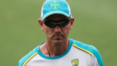 Australian men's coach Justin Langer says leadership isn't a popularity contest.
