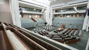 One way to address the gender gap in Parliament is to add more seats.