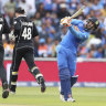 New Zealand show 'heart' and stun India to surge into World Cup final