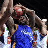 Taipans overpower Bullets in Queensland NBL derby