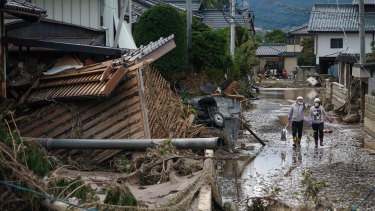 Typhoon Hagibis threatened to disrupt the 2019 Rugby World Cup