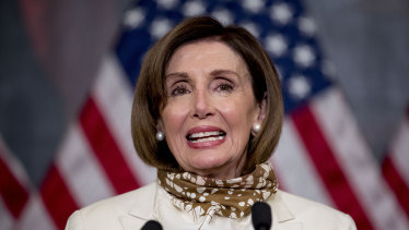House Speaker Nancy Pelosi advised Donald Trump not to take hydroxychloroquine.