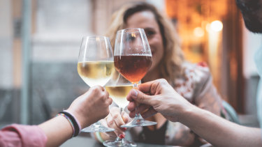 Older women have revealed why they drink and what they deem as 'acceptable' in a new study.
