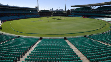 It's not just venues such as the SCG that have struggled financially without crowds.