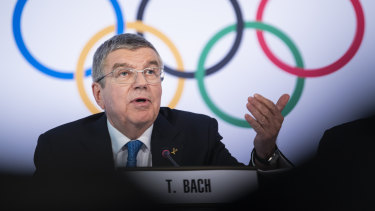 International Olympic Committee president Thomas Bach finally relented to pressure and postponed the Tokyo Games.