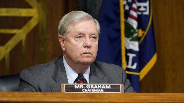"""I'm into winning"": Senator Lindsey Graham, a Republican on Trump."