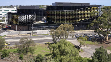 Growthpoint has finished construction of Botanicca 3 in Melbourne's Richmond ahead of schedule.