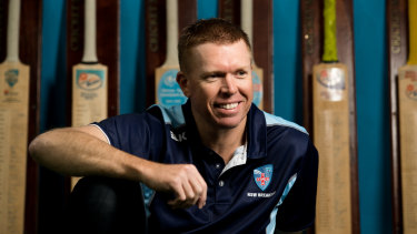 Former Blues captain Dom Thornely has been named NSW Breakers coach.