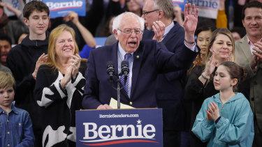 Bernie Sanders has Wall Street's elite taking notice.