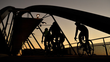 Cyclists would have easier access to the CBD under a Labor election pledge.