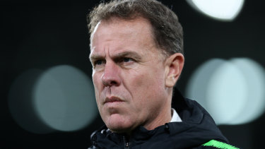 Sacked: Alen Stajcic has been removed as Matildas coach just months out from the World Cup.